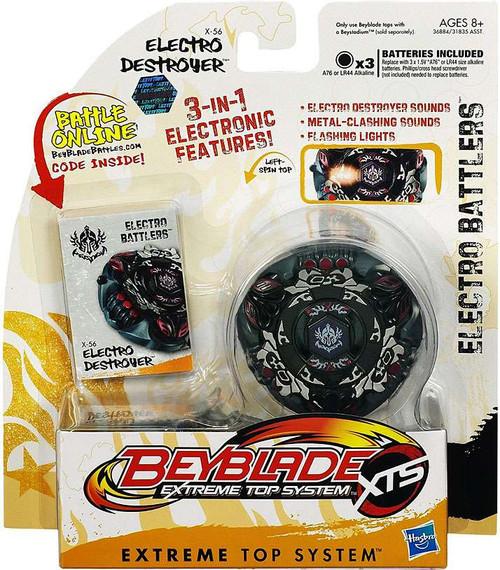 Beyblade XTS Electro Battlers Electro Destroyer X-56
