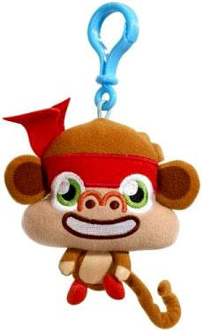Moshi Monsters Chop Chop Plush Clip On
