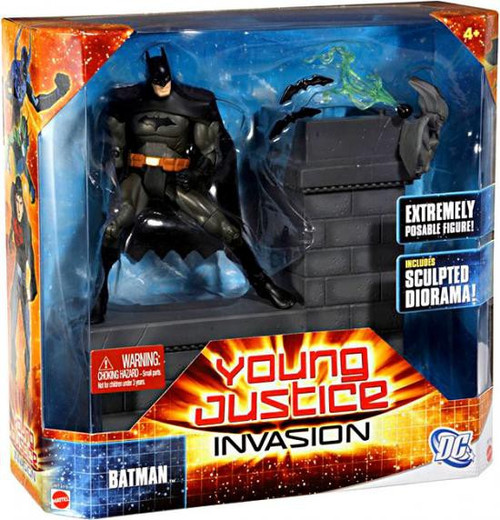 DC Young Justice Invasion Batman Action Figure