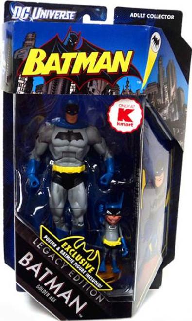 Legacy Edition Series 2 Batman & Batmite Exclusive Action Figure 2-Pack [Golden Age]