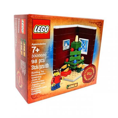 LEGO Christmas Morning Exclusive Set #3300020 [Set 1]