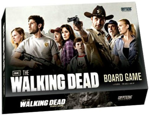 AMC TV Games The Walking Dead Board Game #1