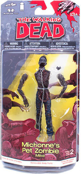 McFarlane Toys The Walking Dead Comic Series 2 Michonne's Pet Zombie Action Figure [Mike]