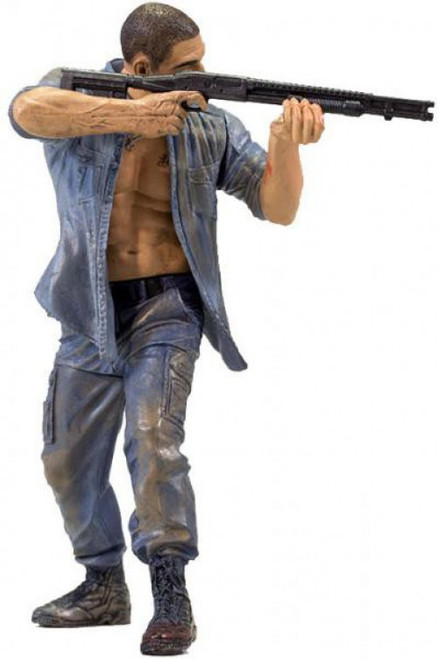McFarlane Toys The Walking Dead AMC TV Series 2 Shane Walsh Action Figure