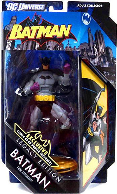 Legacy Edition Series 3 Batman Action Figure [First Appearance]