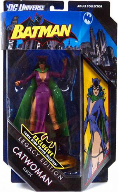 Batman Legacy Edition Series 3 Catwoman Action Figure [Classic]