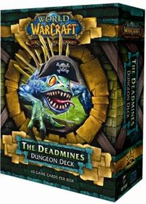 World of Warcraft Trading Card Game The Deadmines Dungeon Deck