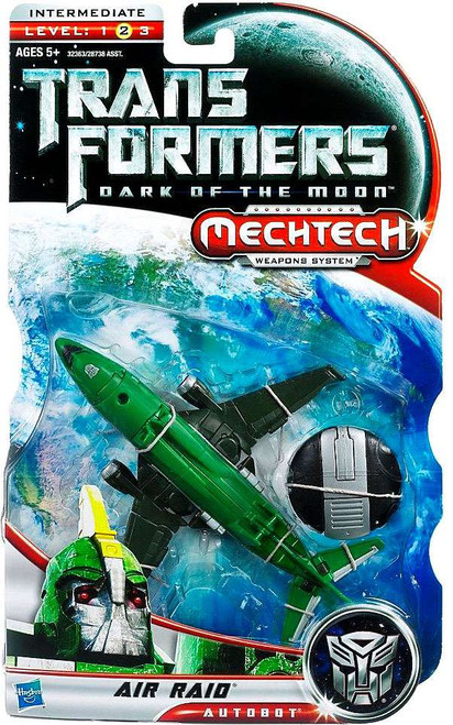 Transformers Dark of the Moon Mechtech Air Raid Deluxe Action Figure