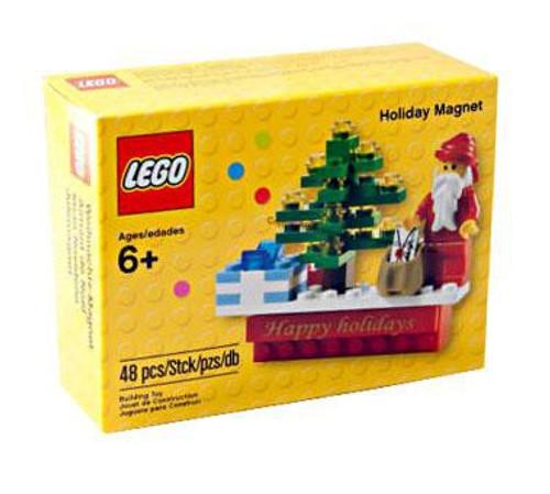 LEGO Holiday Magnet Set #853353