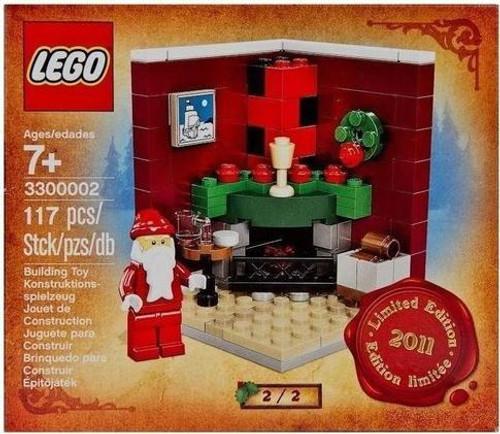 LEGO Christmas Morning Exclusive Set #3300002 [Set 2]