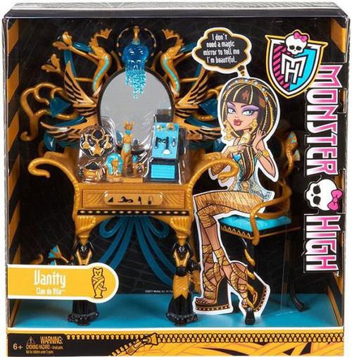 Monster High Cleo de Nile's Vanity 10.5-Inch