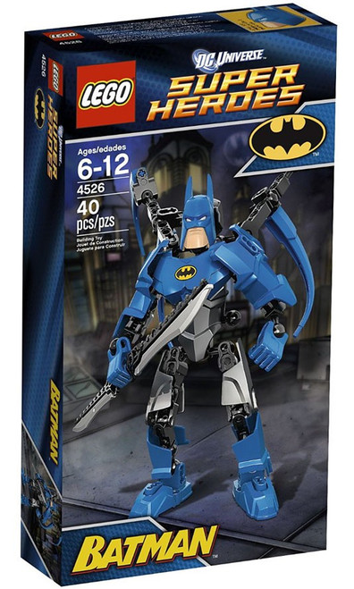 LEGO DC Universe Super Heroes Batman Set #4526