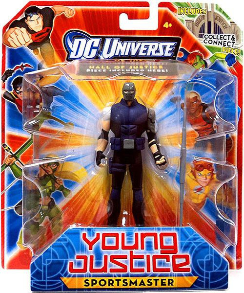 DC Universe Young Justice Sportsmaster Action Figure