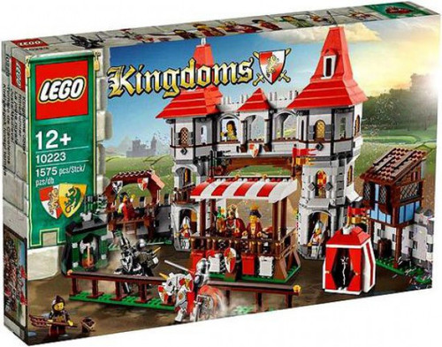 LEGO Kingdoms Joust Exclusive Set #10223
