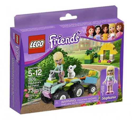 LEGO Friends Stephanie's Pet Patrol Set #3935