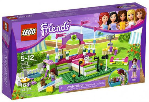 LEGO Friends Heartlake Dog Show Set #3942