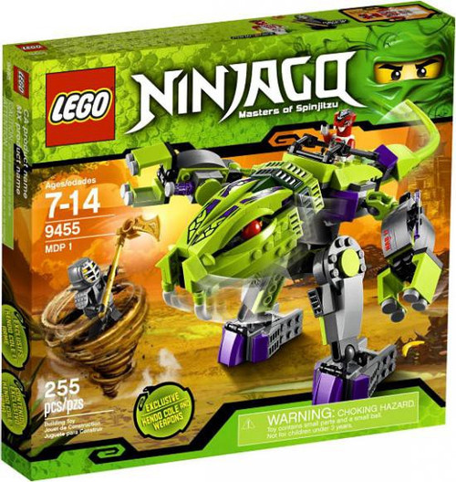 LEGO Ninjago Fangpyre Mech Set #9455