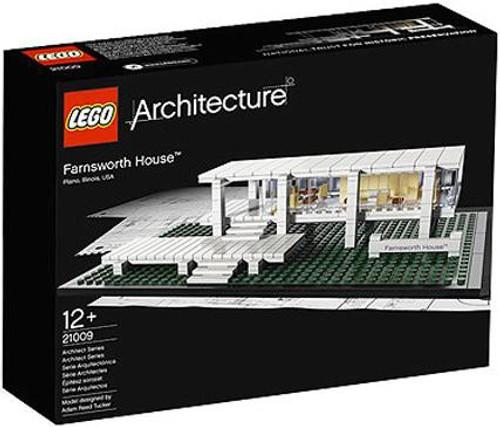 LEGO Architecture Farnsworth House Set #21009