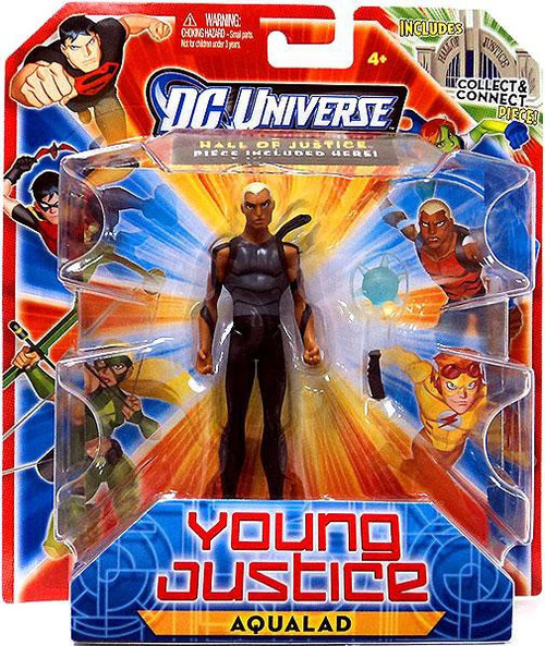 DC Universe Young Justice Aqualad Action Figure [Stealth]
