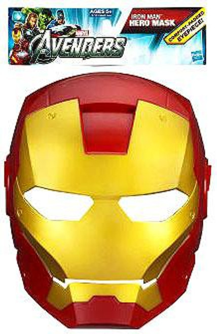 Marvel Avengers Iron Man Mask