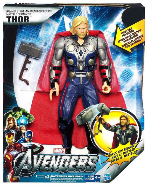 Avengers Thor Deluxe Action Figure [Hammer Strike]