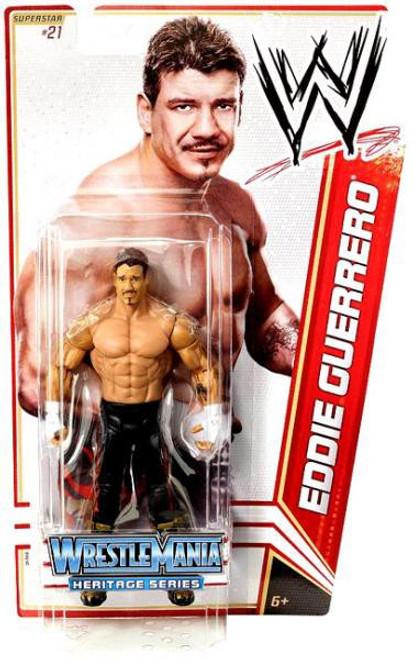 WWE Wrestling Series 16 Eddie Guerrero Action Figure #21
