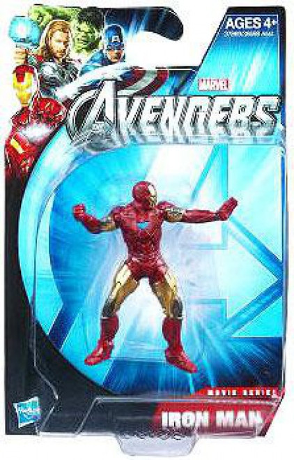 Marvel Avengers Movie Series Iron Man Action Figure