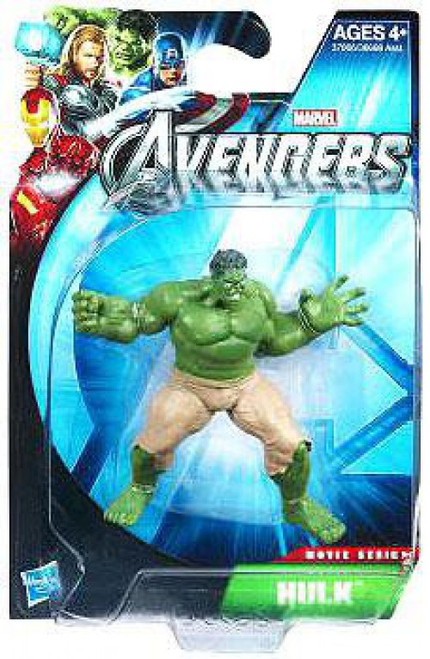 Marvel Avengers Movie Series Hulk Action Figure