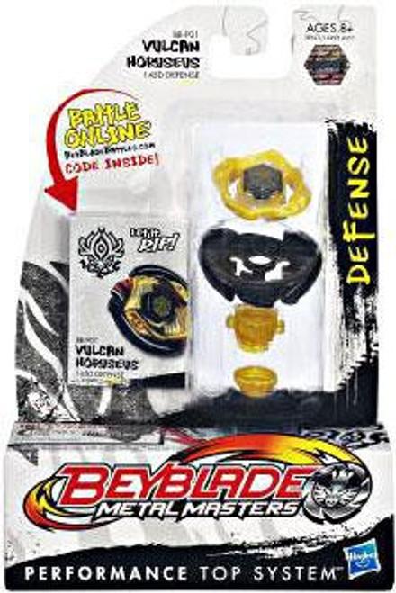 Beyblade Metal Masters Vulcan Horuseus Single Pack BB-P01