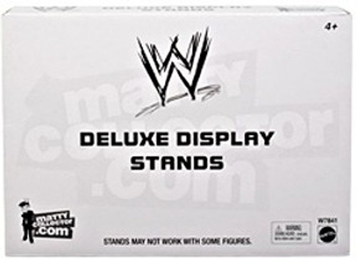WWE Wrestling Deluxe Figure Display Stands