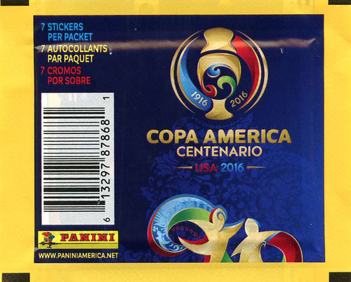 MLS Panini Copa America Centenaio Sticker Pack