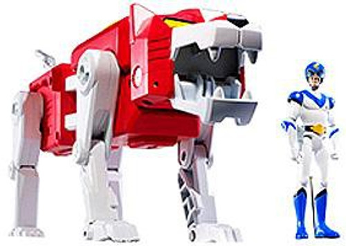 Voltron Club Lion Force Red Lion & Lance Exclusive Action Figure 2-Pack