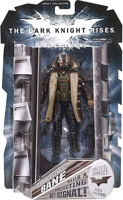Batman The Dark Knight Rises Projecting Bat Signal Series Bane Action Figure