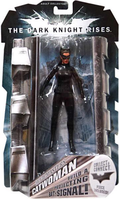 Batman The Dark Knight Rises Projecting Bat Signal Series Catwoman Action Figure [Goggles Up]