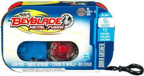 Beyblade Metal Fusion Battle Gear Dark Gasher Gear Pack CH120FS