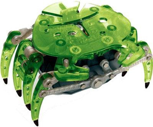 Hexbug Micro Robotic Creatures Crab [Green]