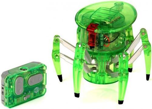 Hexbug Micro Robotic Creatures Spider [Green]