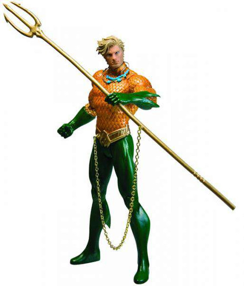 DC Justice League The New 52 Aquaman Action Figure