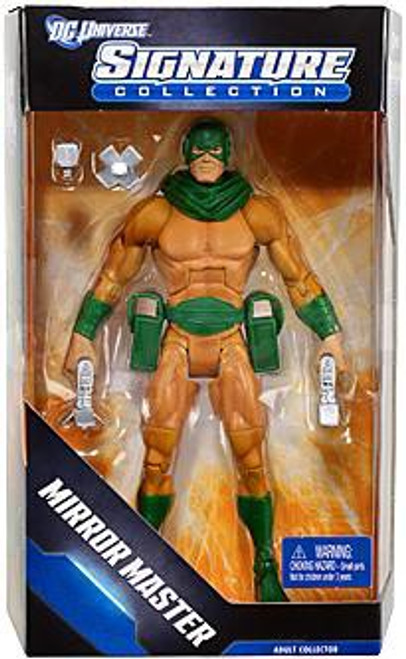 DC Universe Club Infinite Earths Signature Collection Mirror Master Exclusive Action Figure