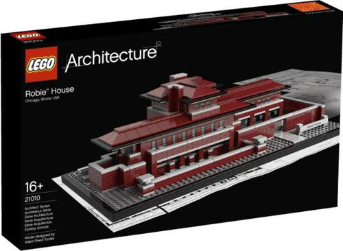 LEGO Architecture Robie House Set #21010