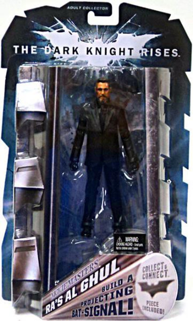 Batman The Dark Knight Rises Projecting Bat Signal Series Ra's Al Ghul Action Figure
