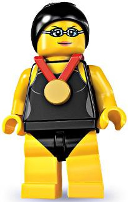 LEGO Minifigures Series 7 Swimming Champion Minifigure [Loose]