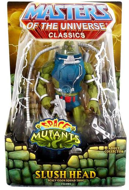 Masters of the Universe Classics Space Mutants Slush Head Exclusive Action Figure