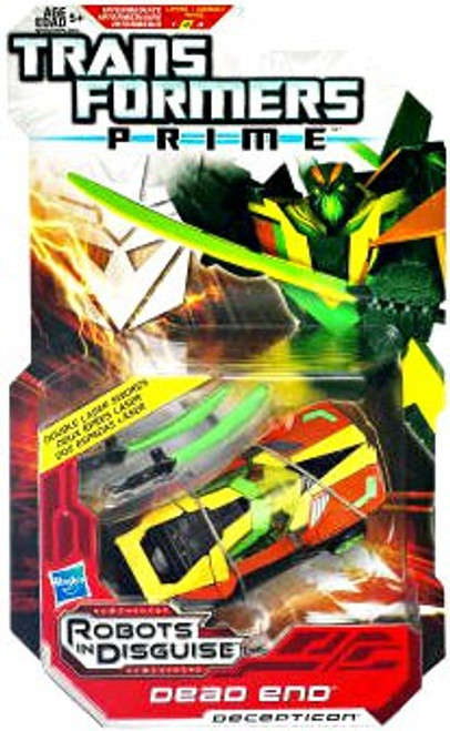 Transformers Prime Robots in Disguise Dead End Deluxe Action Figure