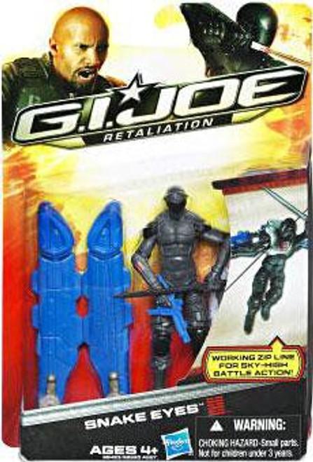 GI Joe Retaliation Snake Eyes Action Figure