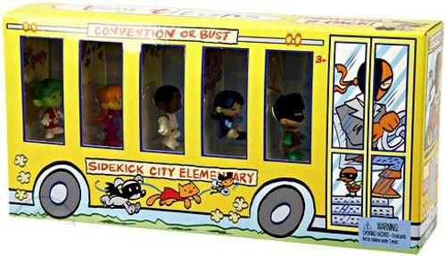 DC Tiny Titans Exclusive 1.5-Inch Mini Figure Set