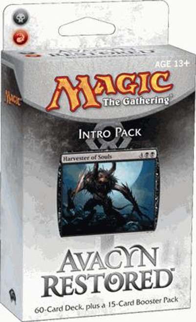 MtG Trading Card Game Avacyn Restored Slaughterhouse Intro Pack