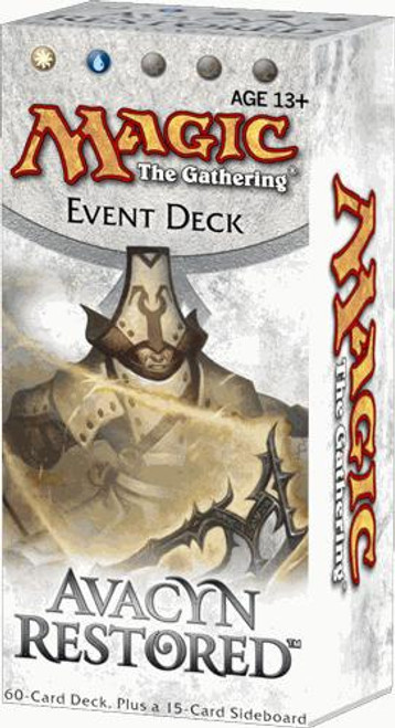 MtG Trading Card Game Avacyn Restored Humanity's Vengeance Event Deck
