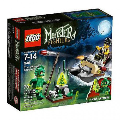 LEGO Monster Fighters Swamp Creature Set #9461