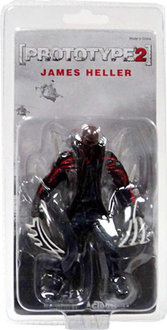 Prototype 2 Player Select James Heller Exclusive Action Figure